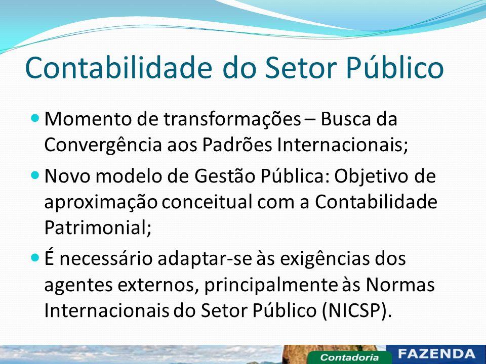 Contabilidade do Setor Público