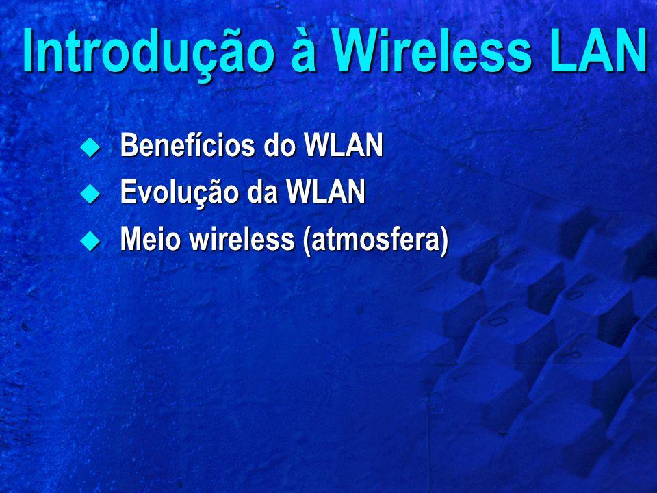 Introdução à Wireless LAN