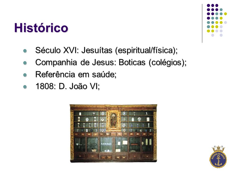 Histórico Século XVI: Jesuítas (espiritual/física);