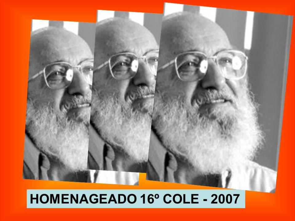 HOMENAGEADO 16º COLE - 2007