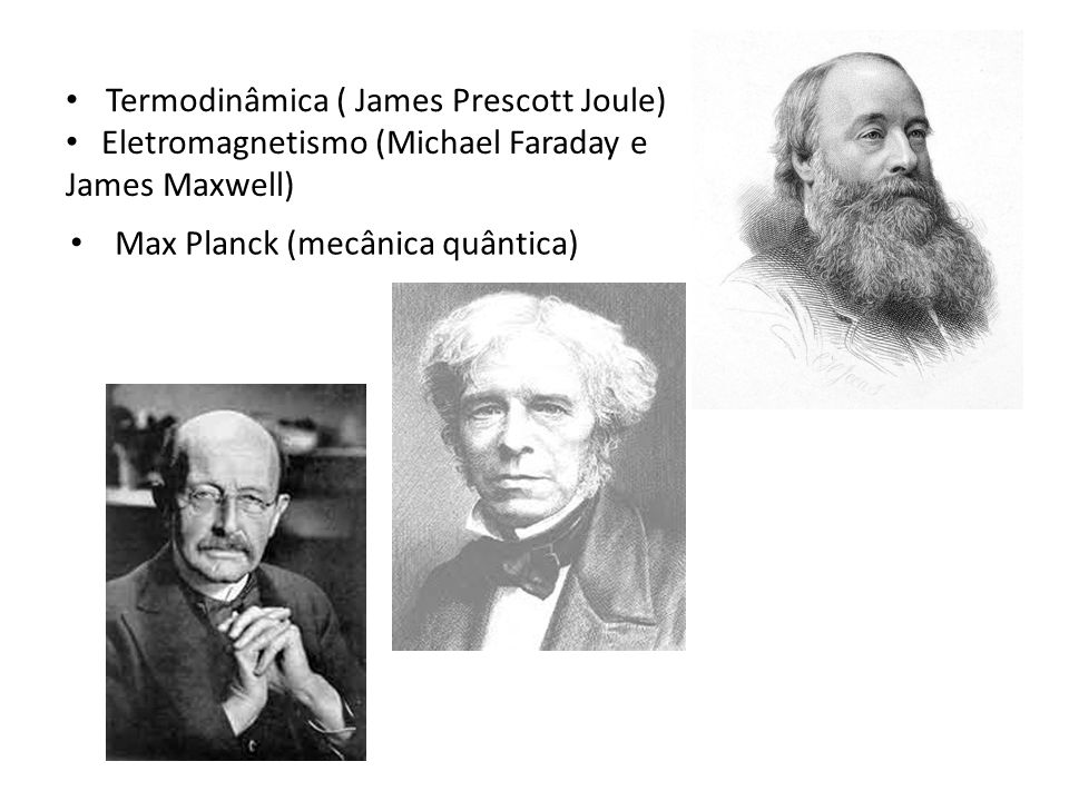 Termodinâmica ( James Prescott Joule)