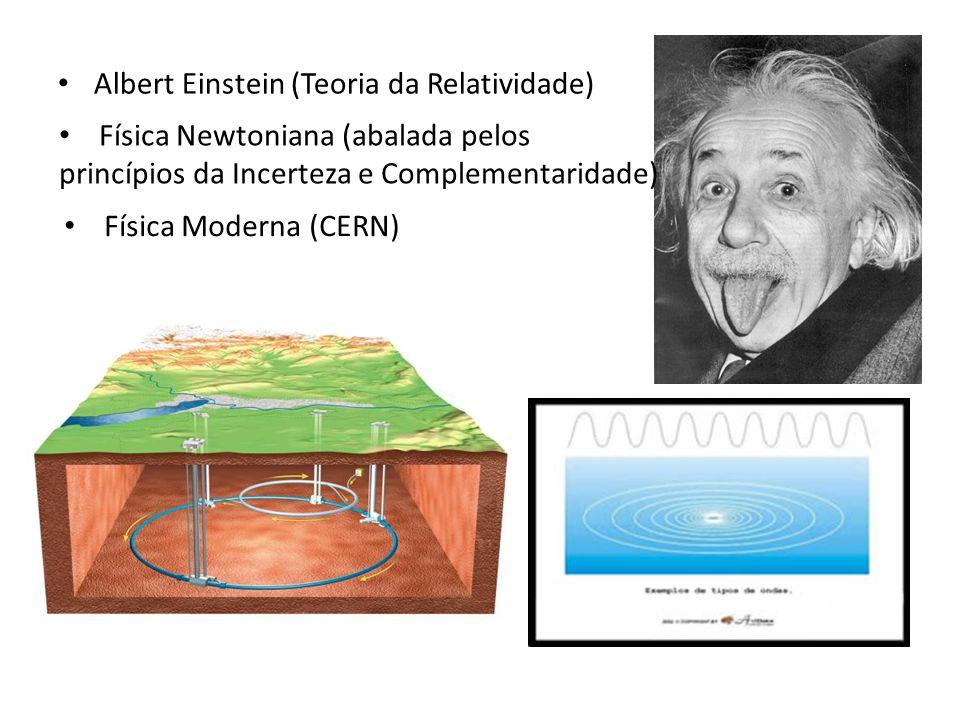 Albert Einstein (Teoria da Relatividade)