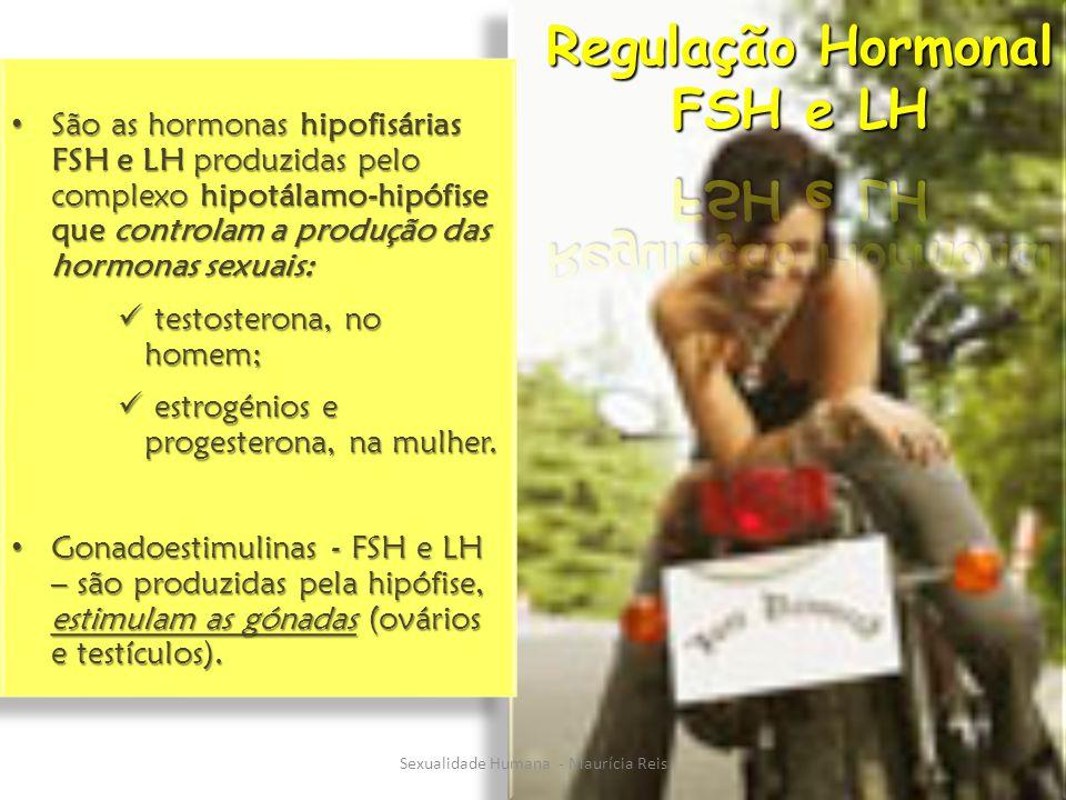 Regulação Hormonal FSH e LH