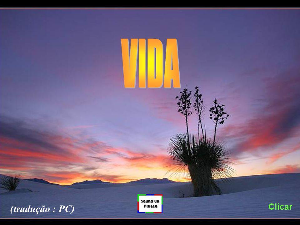 VIDA (tradução : PC) Clicar