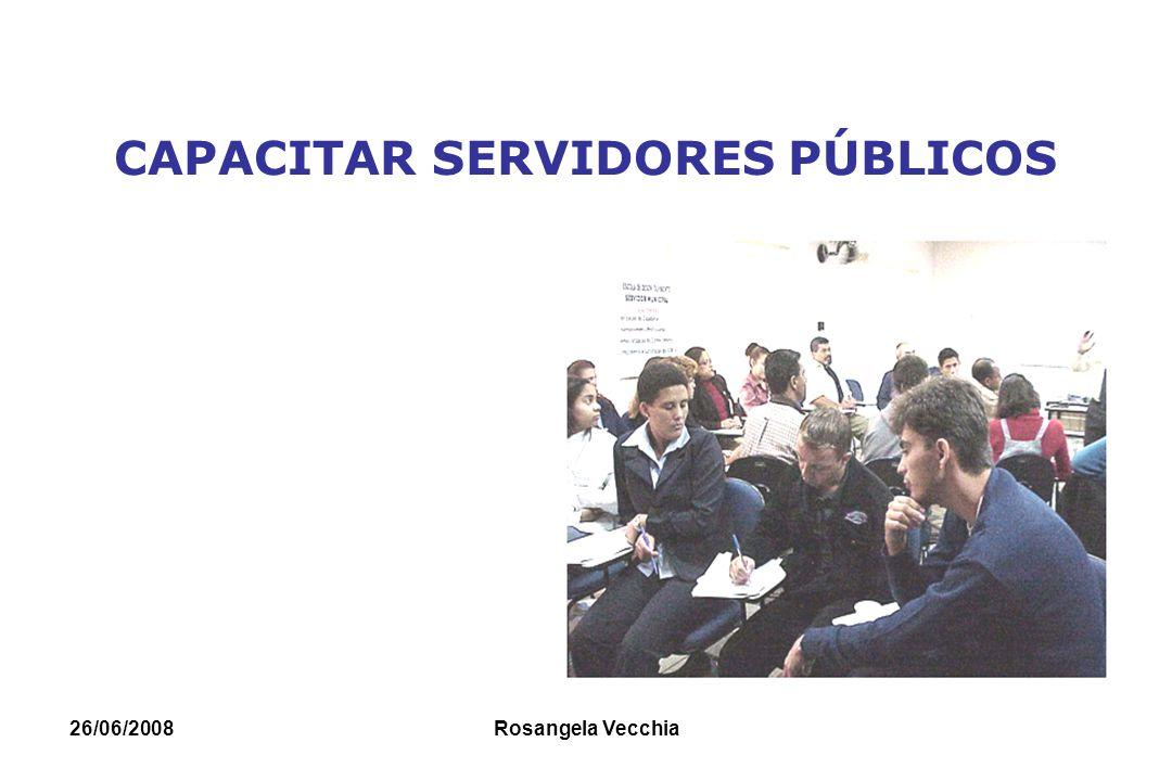 CAPACITAR SERVIDORES PÚBLICOS