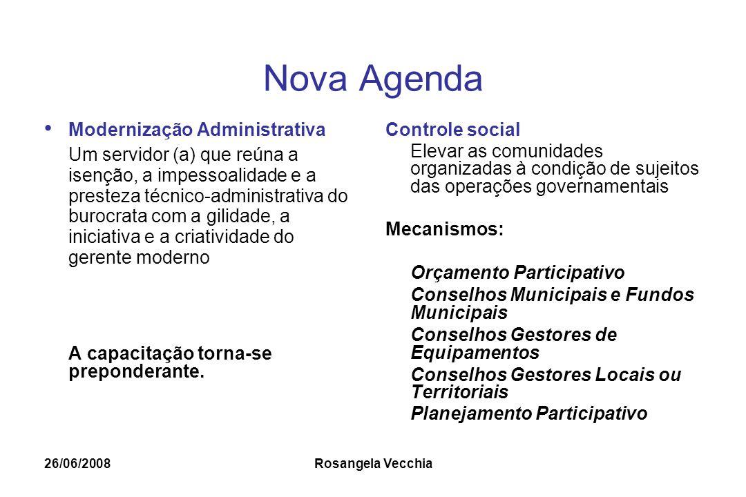 Nova Agenda Modernização Administrativa