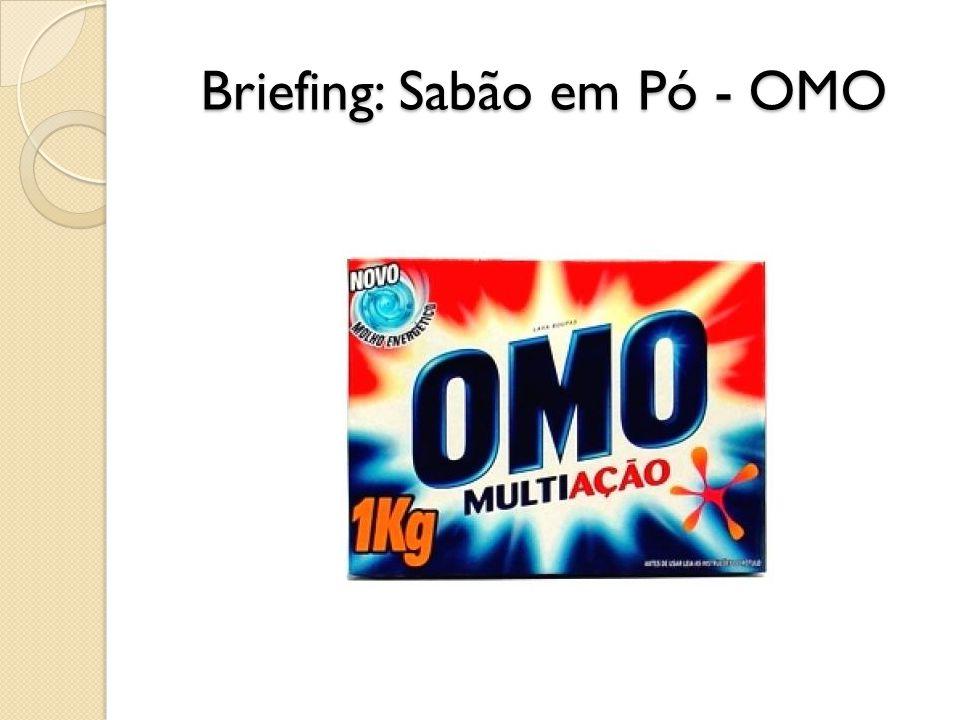 Briefing: Sabão em Pó - OMO