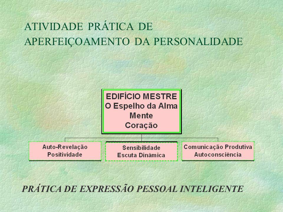 ATIVIDADE PRÁTICA DE APERFEIÇOAMENTO DA PERSONALIDADE
