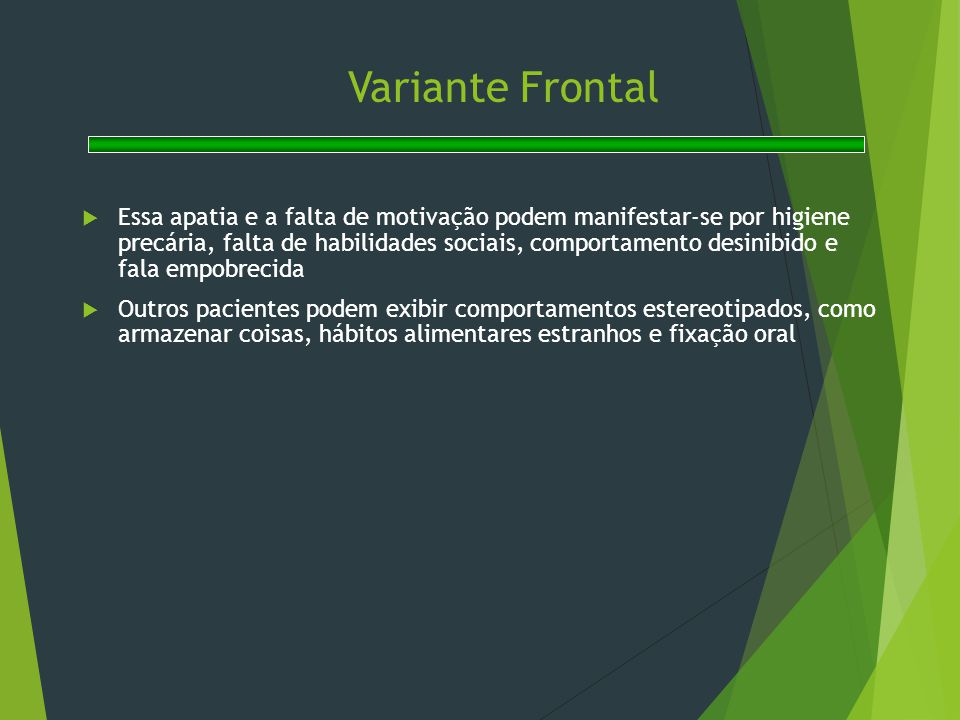 Variante Frontal