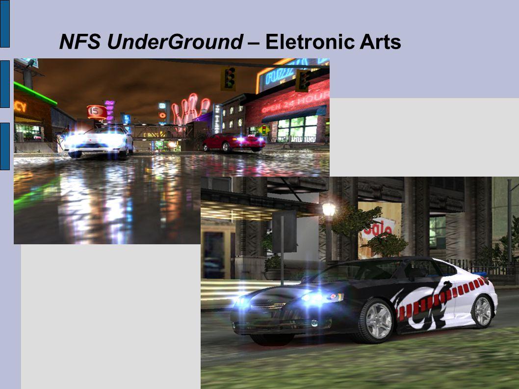 NFS UnderGround – Eletronic Arts