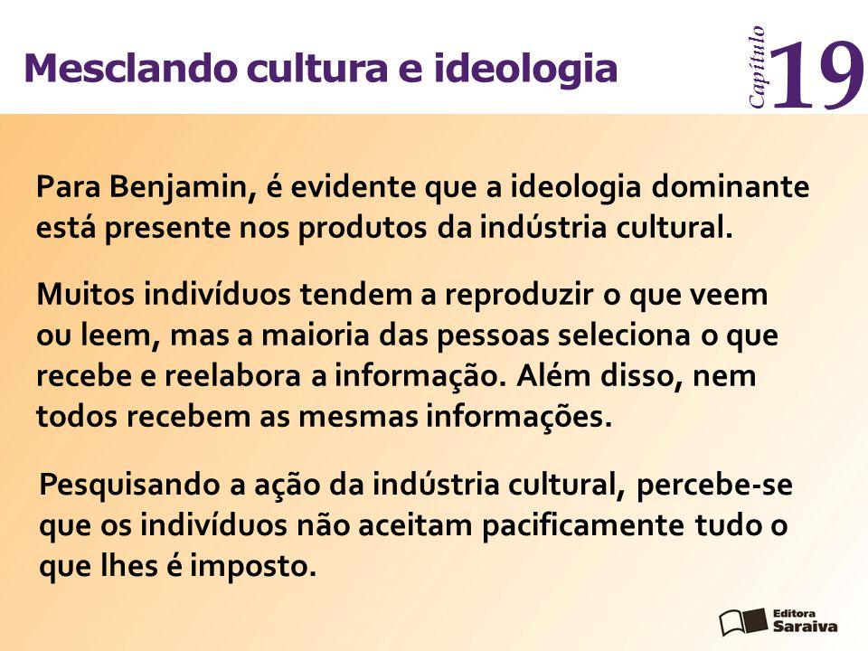 19 Mesclando cultura e ideologia