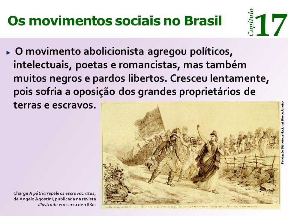 17 Os movimentos sociais no Brasil Capítulo