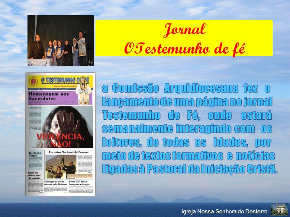 Jornal OTestemunho de fé