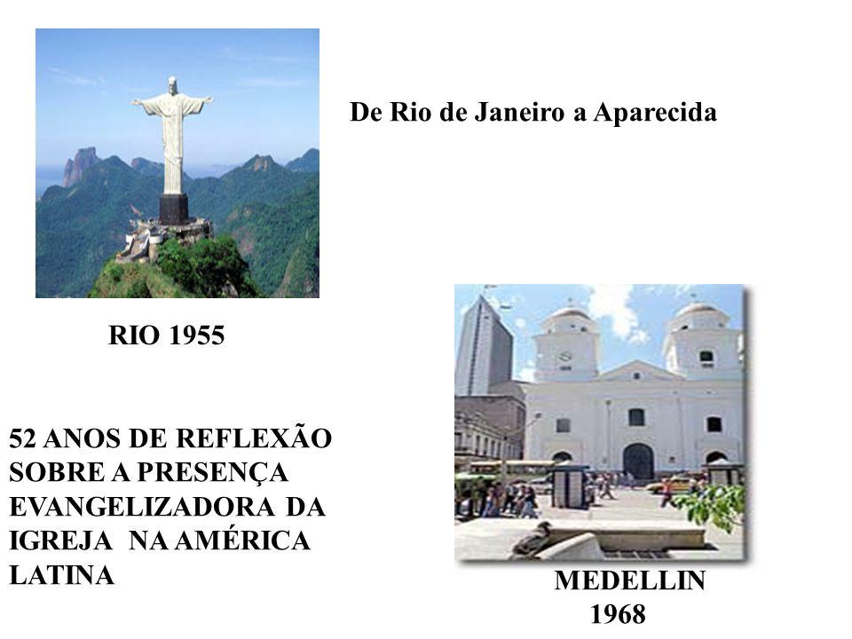De Rio de Janeiro a Aparecida