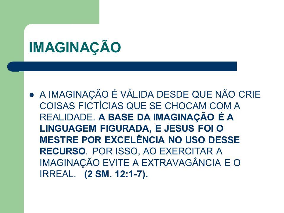 IMAGINAÇÃO