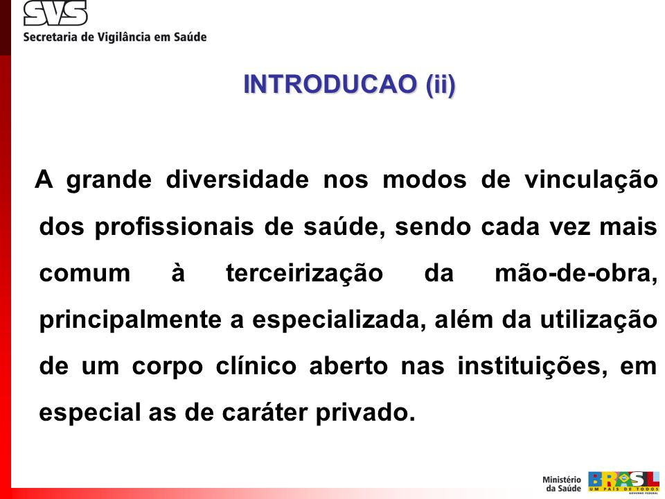 INTRODUCAO (ii)