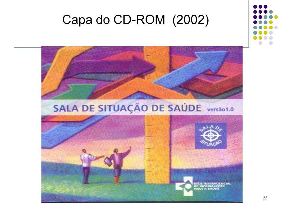 Capa do CD-ROM (2002)