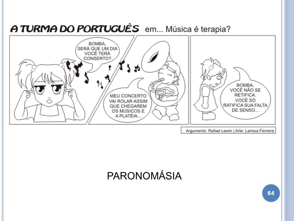 PARONOMÁSIA