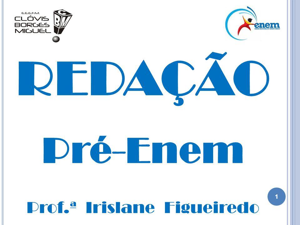 Prof.ª Irislane Figueiredo