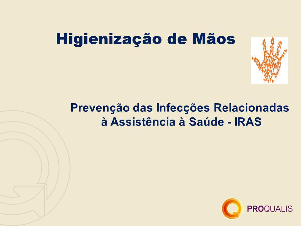 Prevenção das Infecções Relacionadas à Assistência à Saúde - IRAS