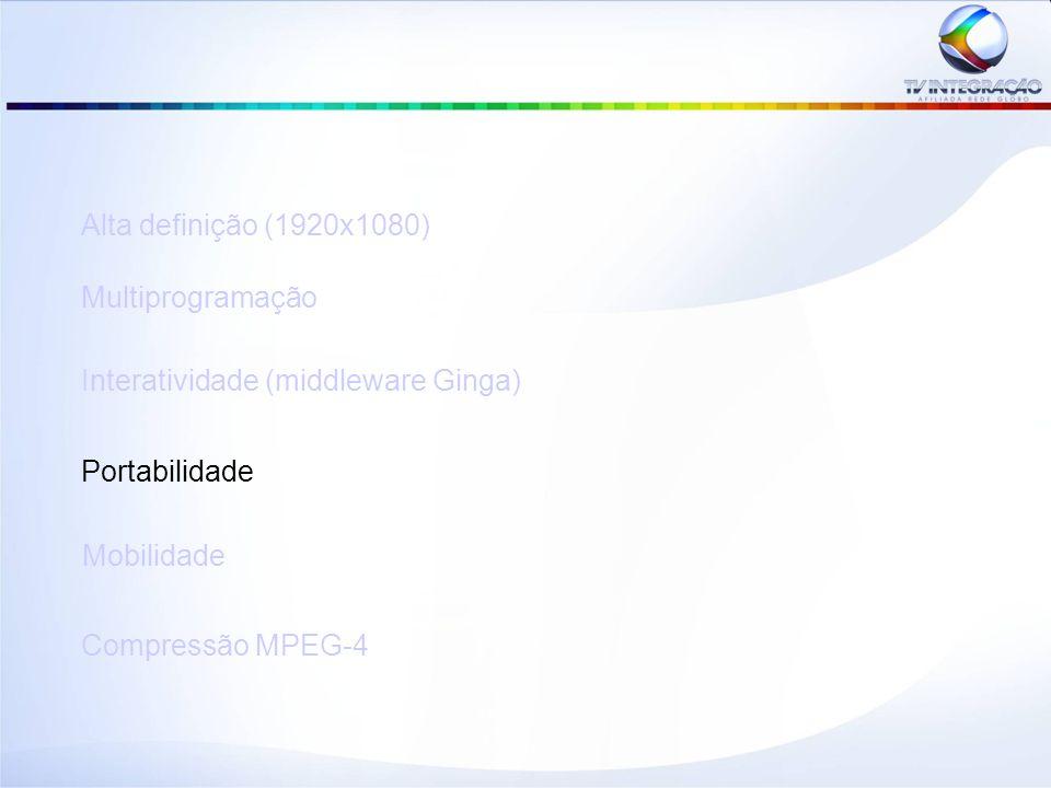 Interatividade (middleware Ginga)