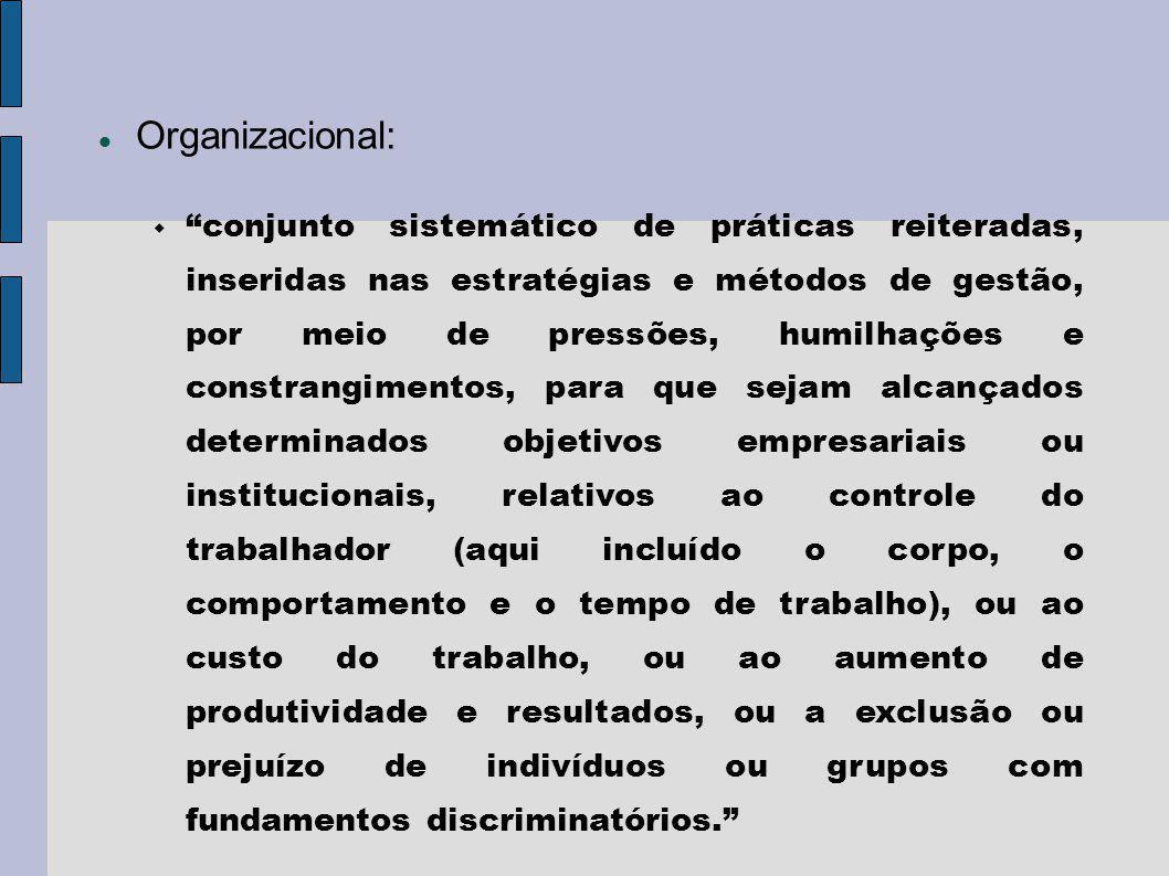 Organizacional: