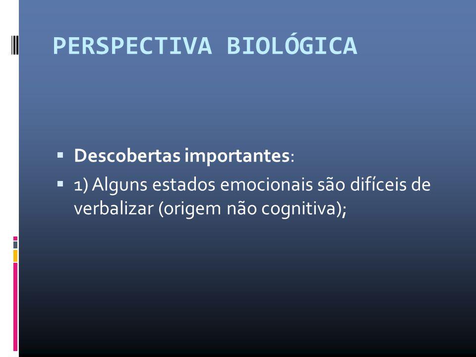 PERSPECTIVA BIOLÓGICA