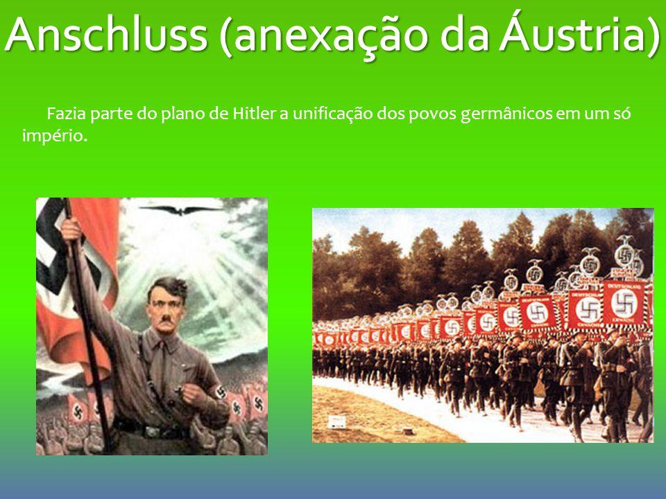 Anschluss (anexação da Áustria)