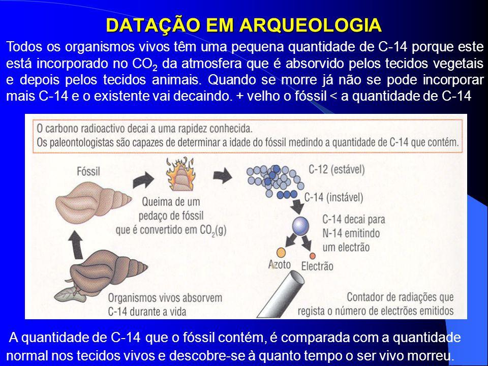 DATAÇÃO EM ARQUEOLOGIA