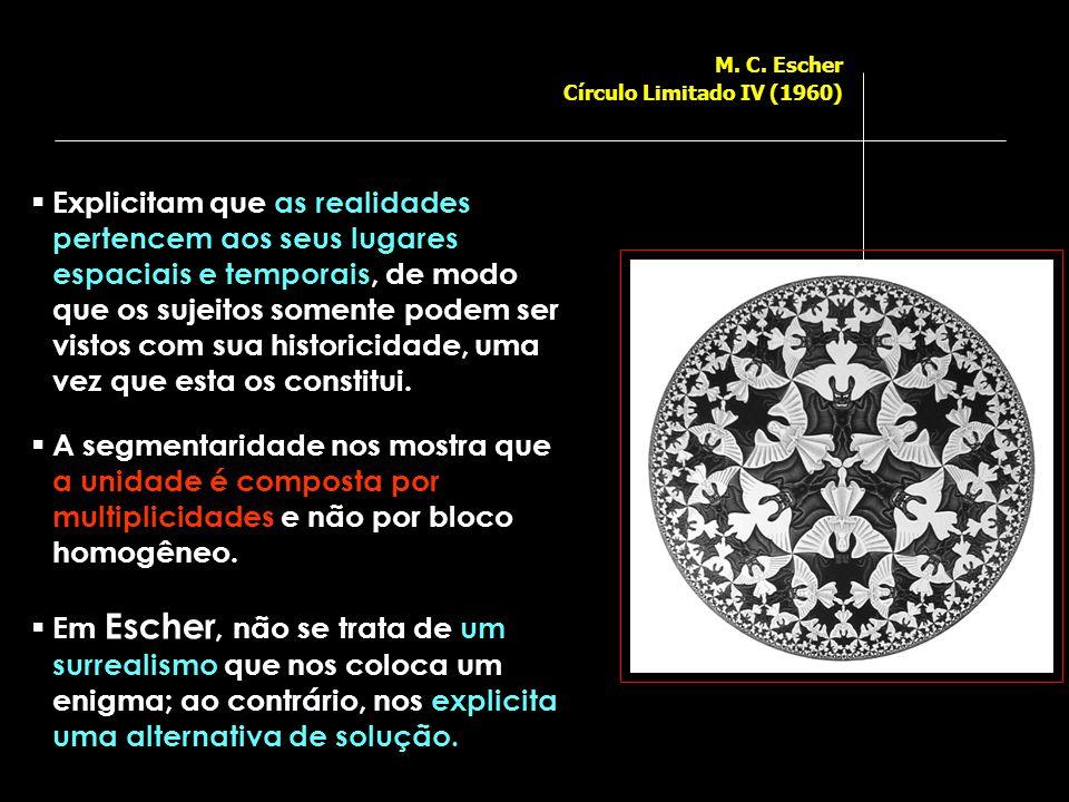 M. C. Escher Círculo Limitado IV (1960)