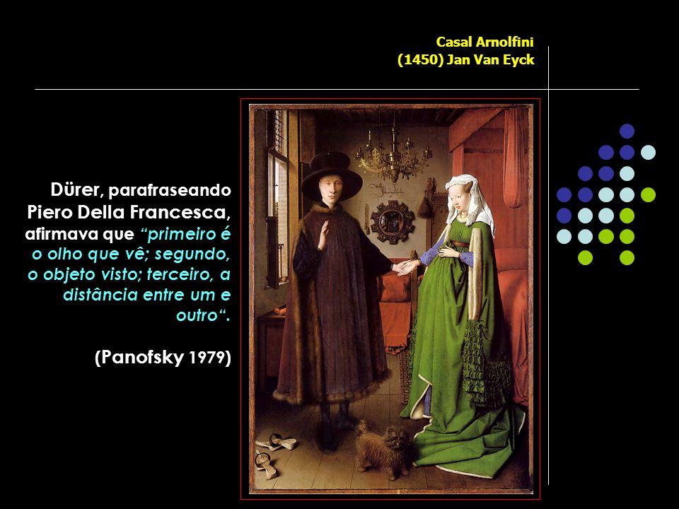 Casal Arnolfini (1450) Jan Van Eyck