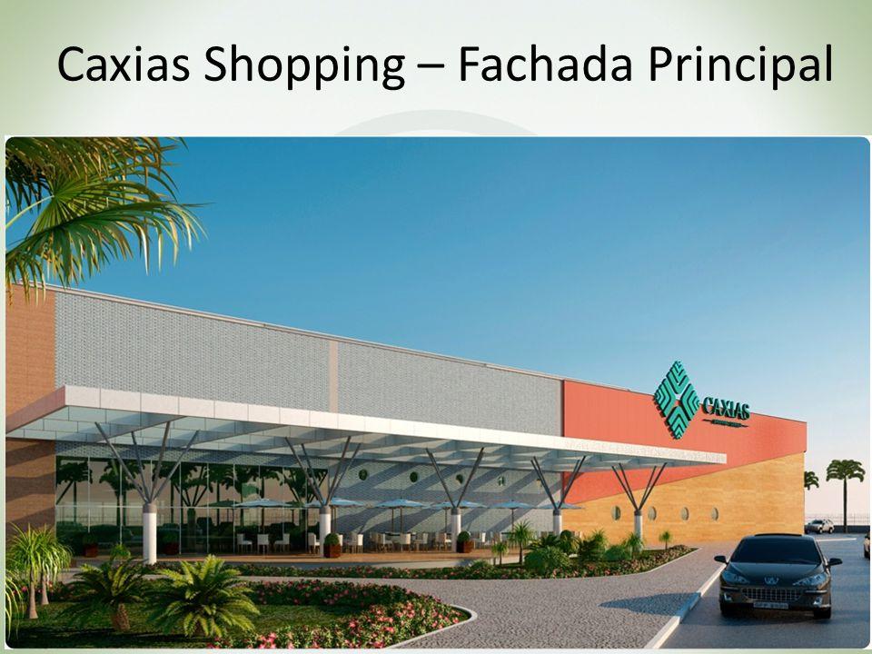 Caxias Shopping – Fachada Principal