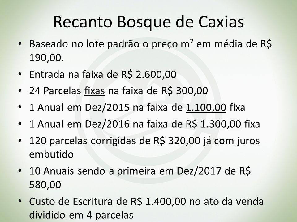 Recanto Bosque de Caxias