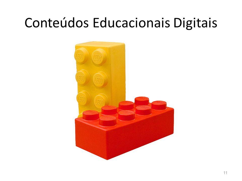 Conteúdos Educacionais Digitais