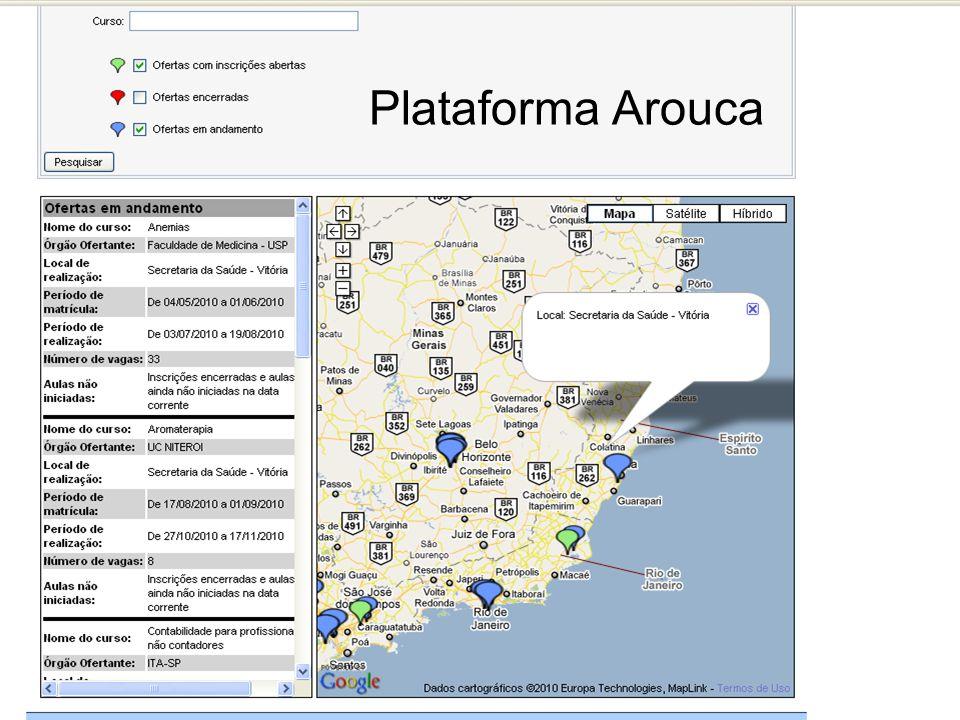 Plataforma Arouca 22
