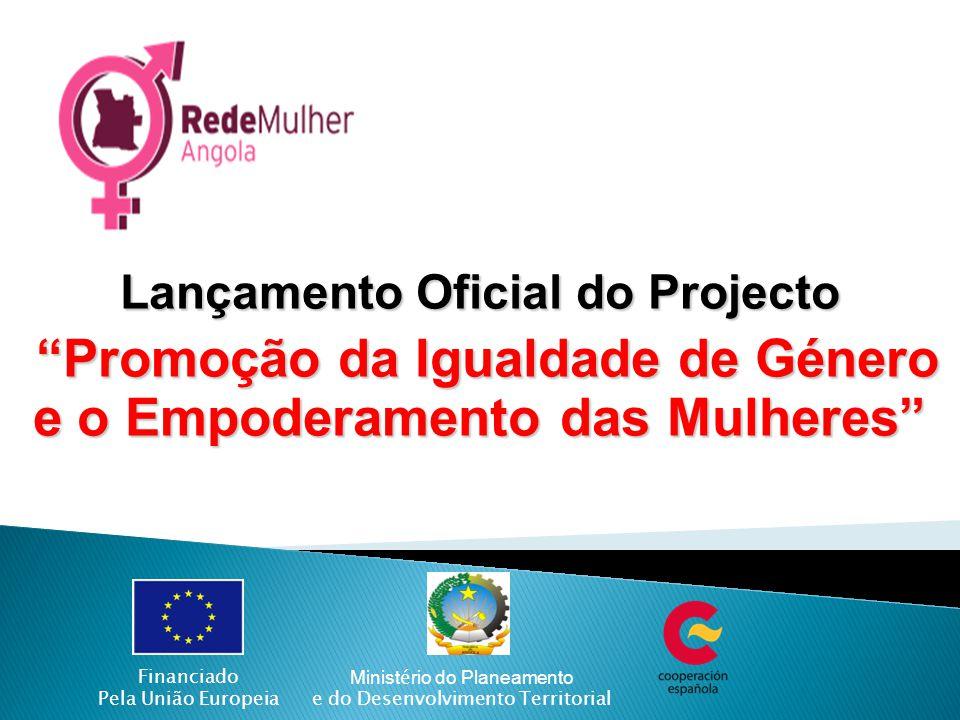 Promoção da Igualdade de Género e o Empoderamento das Mulheres