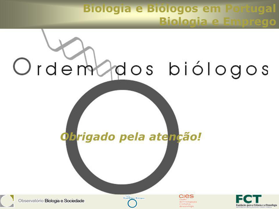 Biologia e Biólogos em Portugal