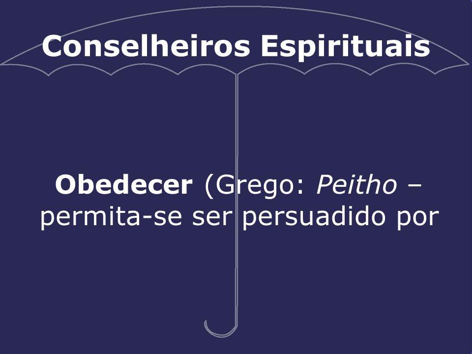 Conselheiros Espirituais
