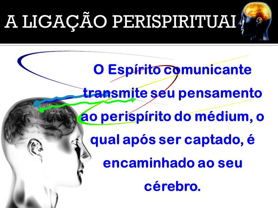 A LIGAÇÃO PERISPIRITUAL