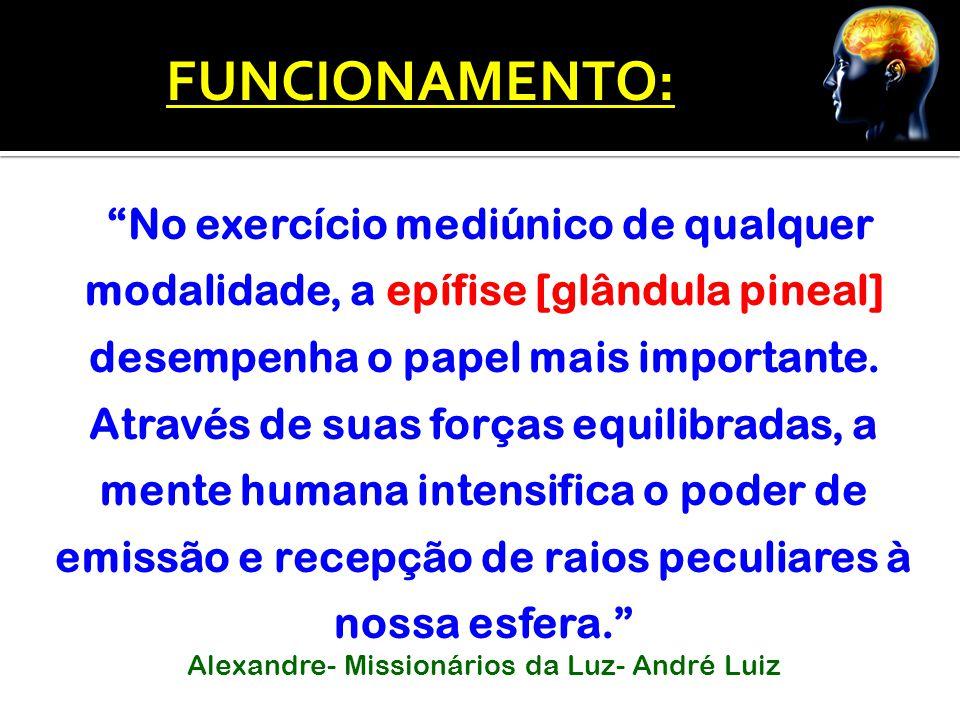 Alexandre- Missionários da Luz- André Luiz