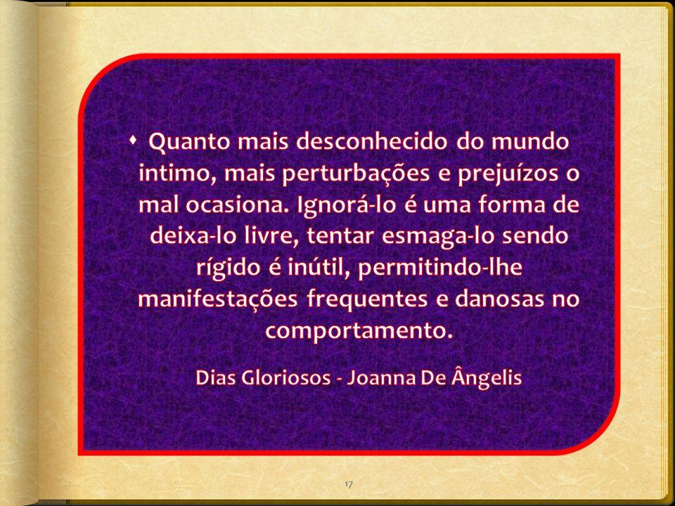 Dias Gloriosos - Joanna De Ângelis