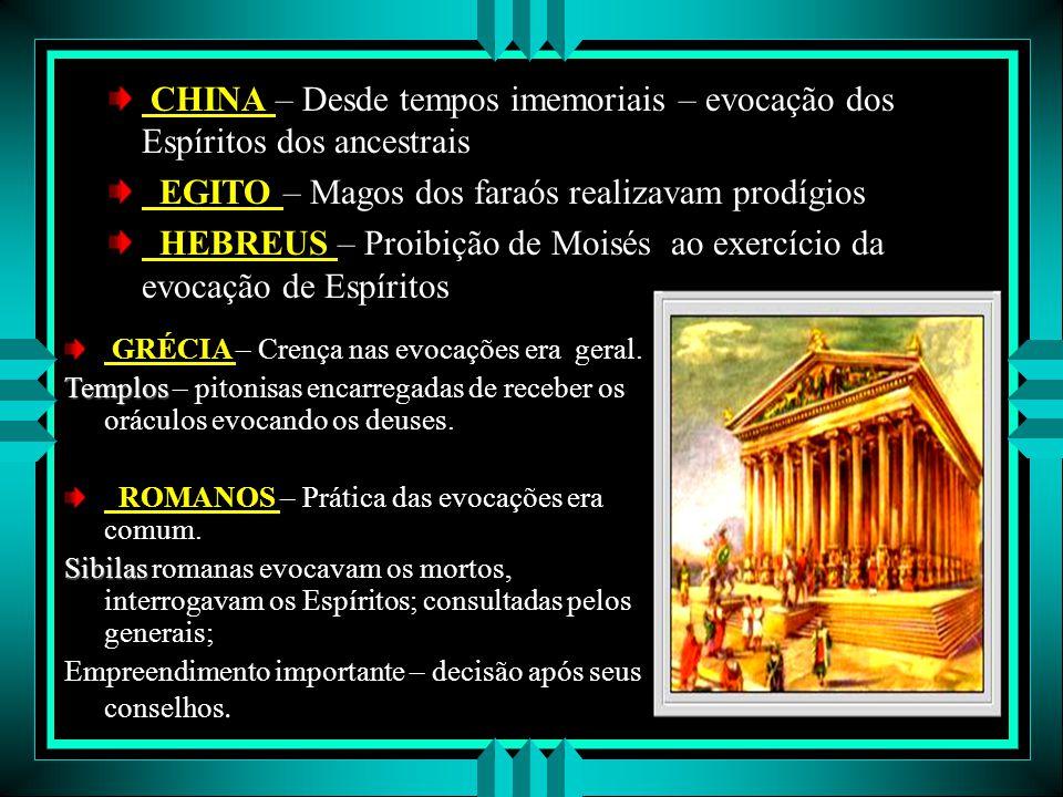 EGITO – Magos dos faraós realizavam prodígios