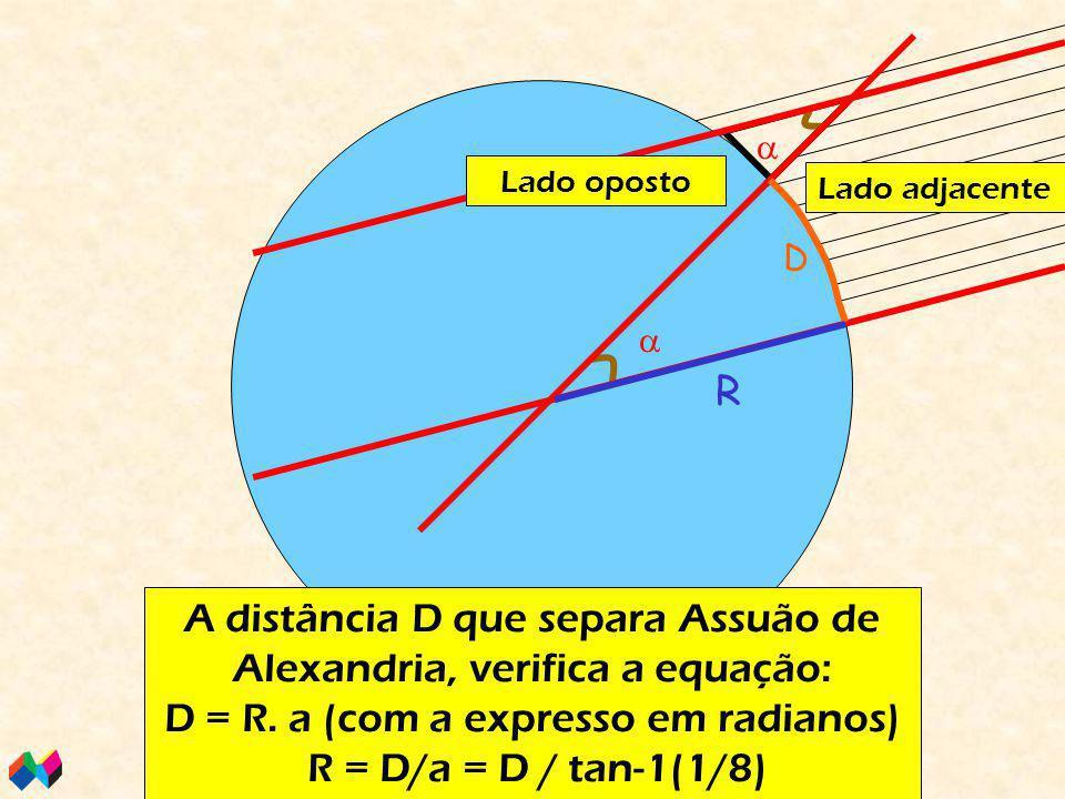 Os 2 ângulos representados são iguais (alternos-internos)