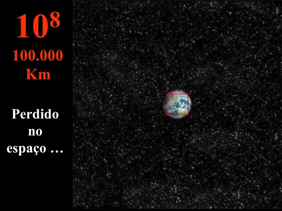 108 100.000 Km Perdido no espaço …