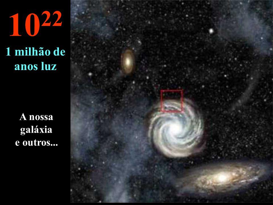 A nossa galáxia e outros...