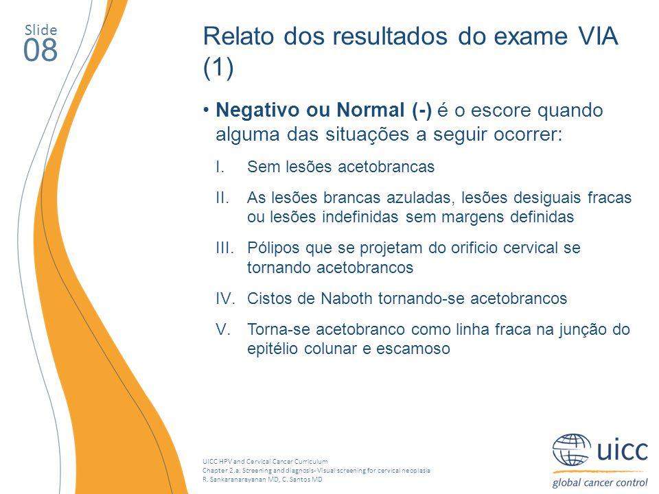 08 Relato dos resultados do exame VIA (1)
