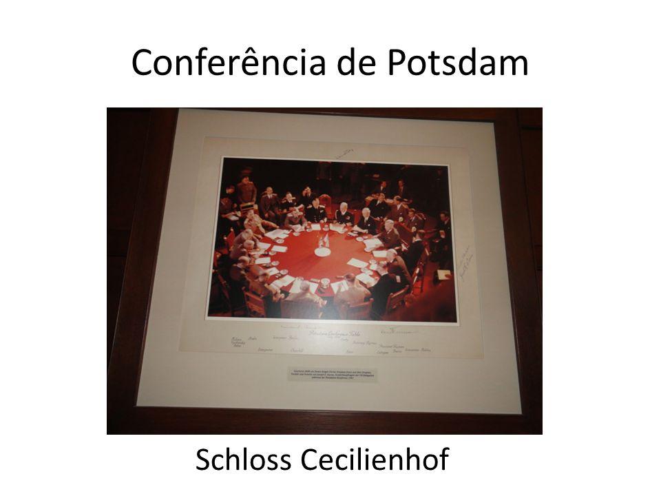 Conferência de Potsdam