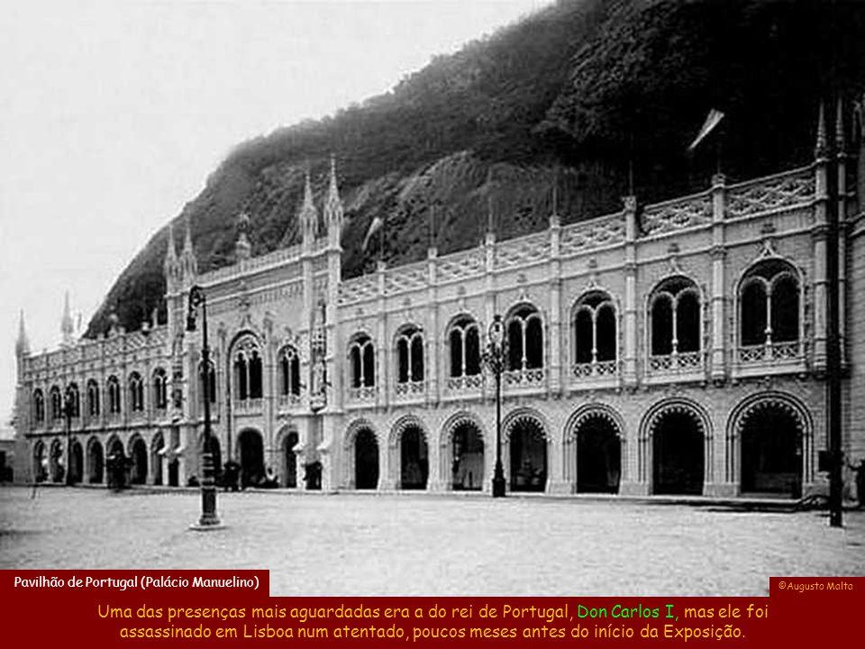 Pavilhão de Portugal (Palácio Manuelino)