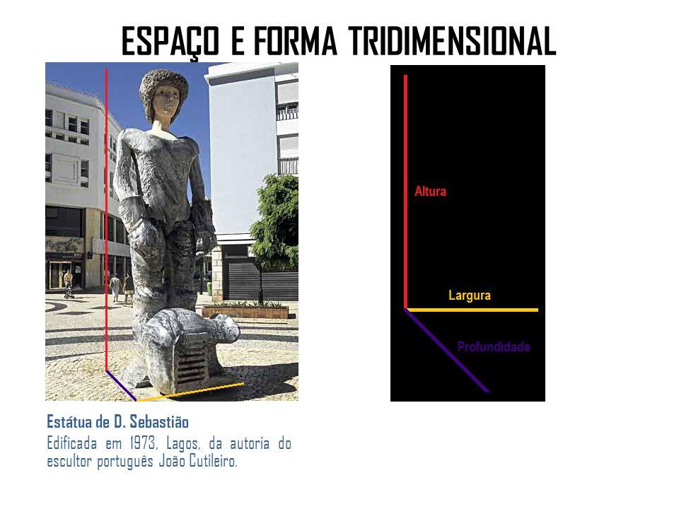 Espaço e Forma Tridimensional