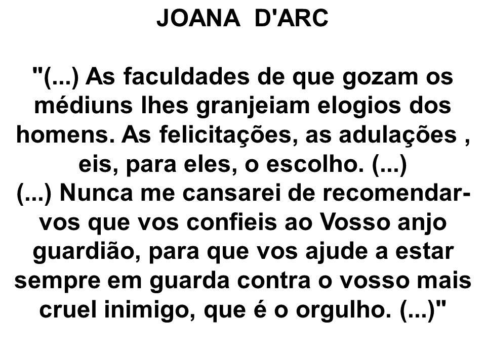 JOANA D ARC